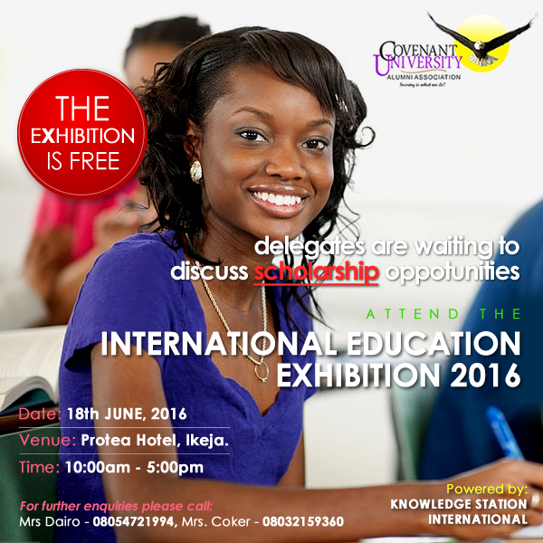 International education exhibition