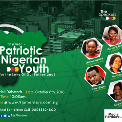 Inspire patriotism at 9jaMentors conference
