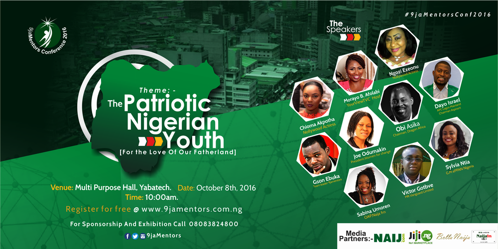 Photo of Inspire patriotism at 9jaMentors conference