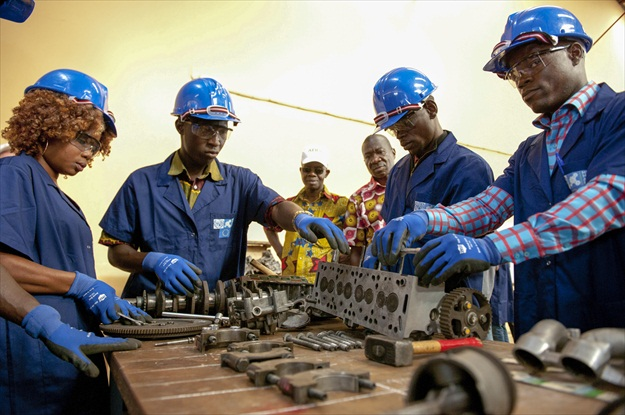 Africa Industrialization Day—  Made in Africa: Why Industrialization is Critical to the Growth of African Economies?