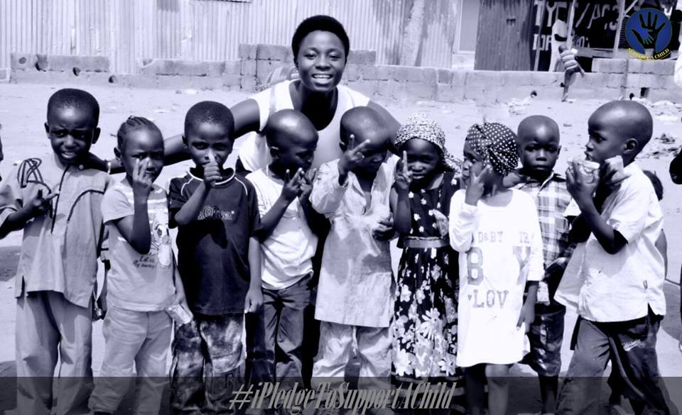 #CFSobserve : Ojeifo Joy, the Young Nigerian Who Turned A Social Media Movement #iPledgeToSupportAchild To A Brand With Remarkable Social Impacts