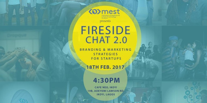 Photo of MEST Lagos Fireside Chat 2.0 – Branding & Marketing strategies for startups