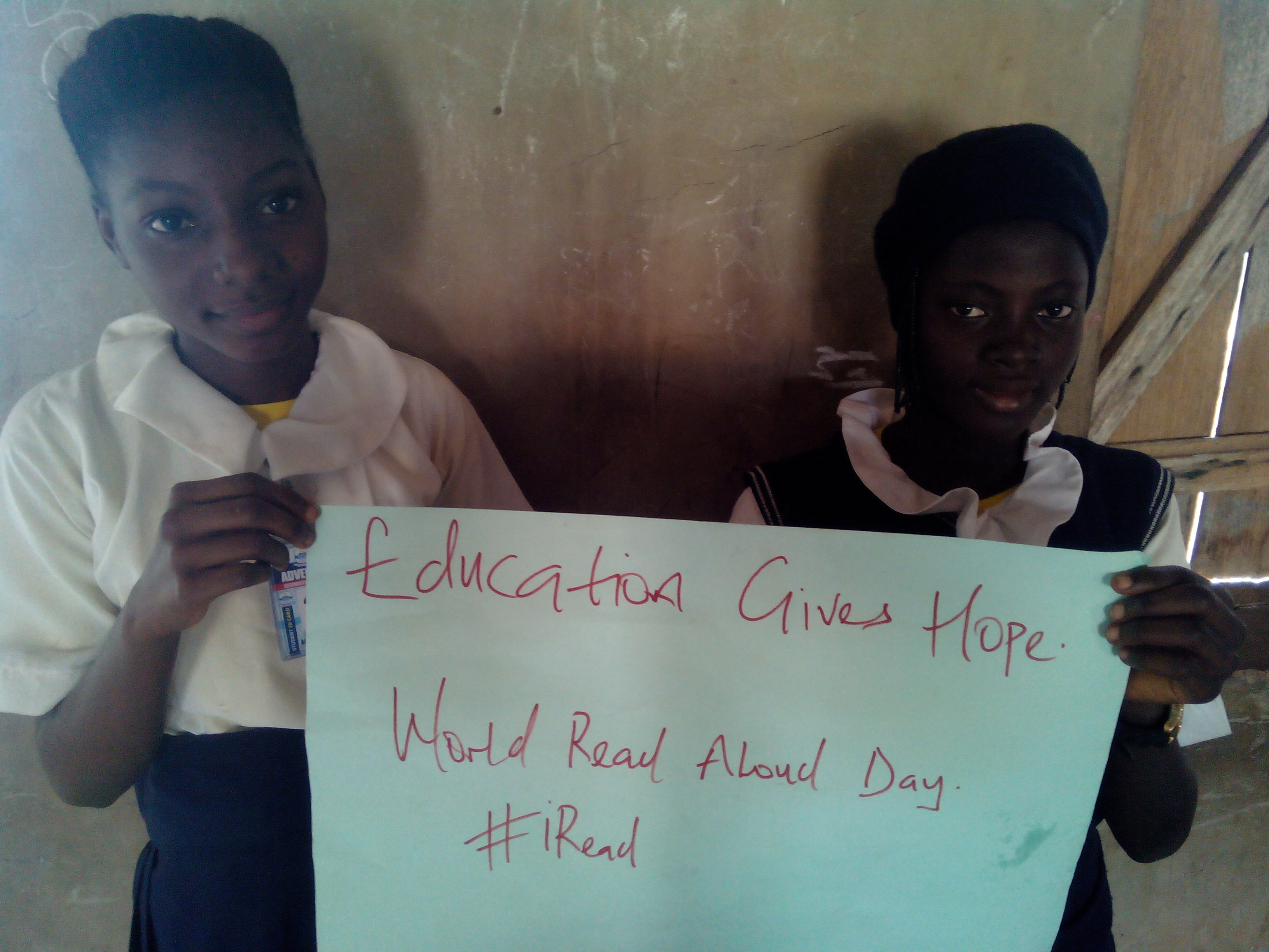 Ojumu Olalekan_ Aspire Book Club_worldread aloud day_changeforsociety_CFS_2