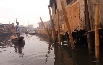 Like Martin Luther King Jr., Emmanuel Agunze, Unapologetically Shares His Dream for MAKOKO—the slum community which the famous Third Mainland Bridge (Lagos) Oversees