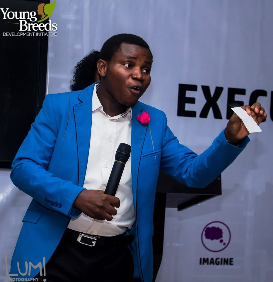 Photo of 9 Things You Probably Don't Know About Abraham Owoseni, YOUNG BREEDS Founder