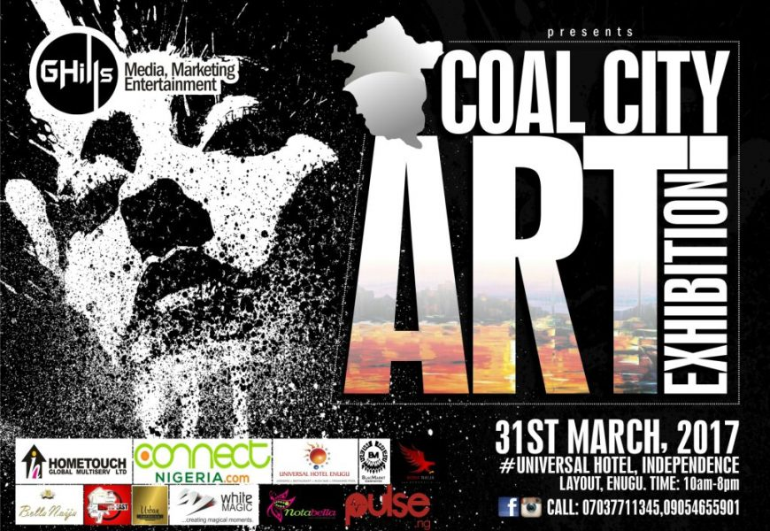 Experience The Coal City Art Exhibition 2017