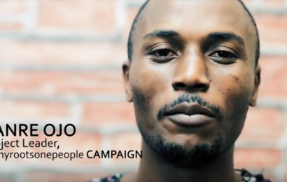 Nigerian National Portrait: Ojo Lanre Reveals the Vision Behind #ManyRootsOnePeople Campaign