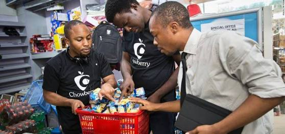 Chowberry is helping low-income families in Nigeria have access to food items from supermarkets and preventing food waste too