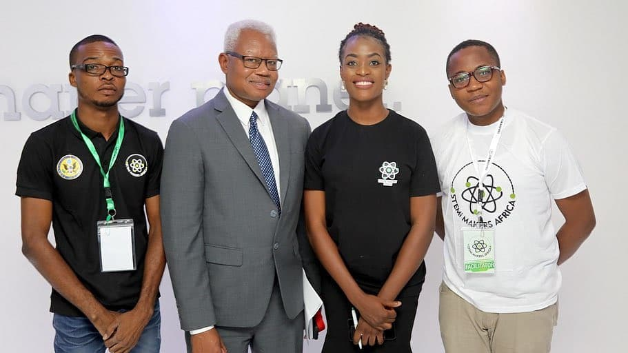 Photo of This is STEMi Makers Africa— the STEM education nonprofit transforming lives in Nigeria
