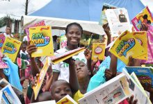 Photo of 22 year old Corps Member, Oladele Ilerioluwa, improves learning conditions of over 150 children in Ebonyi State